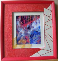 Découvrez les œuvres originales de Véronique COLLIN, Encadreur d'Art à LIMOGES (87 Haute Vienne France). Photographies des oeuvres, projets en cours...
