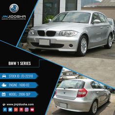 We Have Your #BMW 1 #SERIES 2006!    #JinJidosha #Japan #BestCarSellingCompany #UsedCars #Japanese #RHD #Drive #Carsforsale #Sale #Automatic #AT #Cars #Carswithoutlimits #Vehicles #Auto #Powerwindows #Silver #Luxury #Familycar #Dealership #Offer #Order #Contact