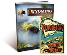 FREE Yellowstone Sticker and Wyoming Travel Guide on http://www.icravefreebies.com/