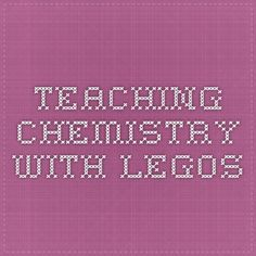 Teaching chemistry w...