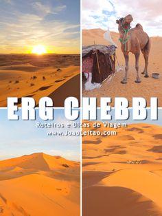 12 Destinos para Conhecer em Marrocos