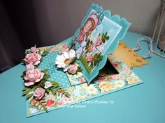 Papercrafts by Cheryl Rowley