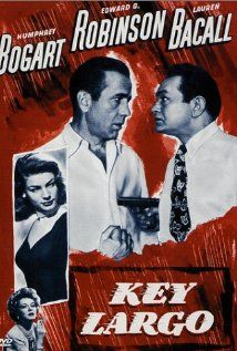 My favorite Humphrey Bogart movie (I actually dislike Casablanca). It is a tight thriller and Lauren Bacall burns up the screen.