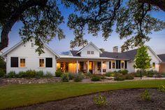 Redpath Residence farmhouse-exterior