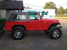 Jeepster!