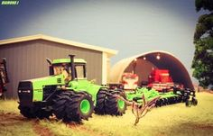 Toy Tractor Times