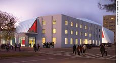 Vision of the new Berkeley Art Museum and Pacific Film Archive