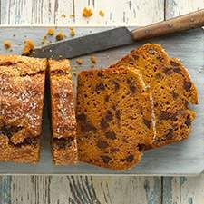 Easy Gluten-Free Pumpkin Bread made with baking mix: King Arthur Flour