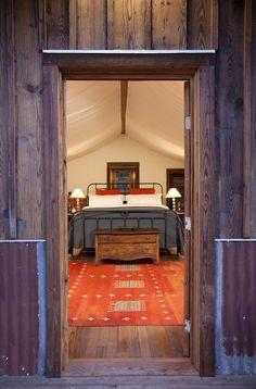 Tent Hotels: Dunton Hot Springs in Dolores, Colorado