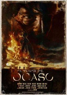 A través del ocaso (2012) España. Dir.: Javier Yáñez Sanz. Curtametraxes. Terror. Suspense. Anos 20 - DVD CINE 2449-I