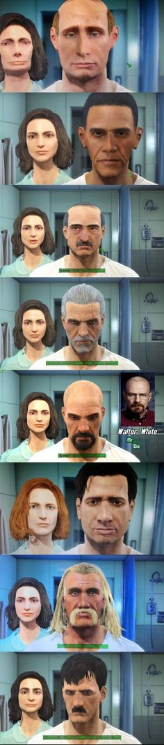 The customization of fallout 4