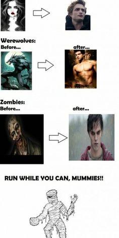 Run While You Still Can -