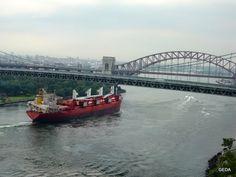 Sydney Harbour Bridge, New York, Boat, Travel, New York City, Dinghy, Viajes, Boats, Destinations