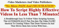 Click The Play Button On The Video Below Now! Originally Posted by Superb content, I've never seen this (important) subject so clearly Script, Writing Courses, Copywriting, Marketing, Script Typeface, Handwriting Classes, Scripts