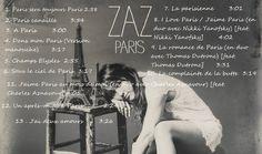 Paris - Zaz (Disque Complet)