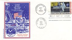 Moon Landing September 9 1969 Wash DC M Butler Publications Cachet Washing Dc, Application Letters, Nasa Missions, Decorated Envelopes, Man On The Moon, Other Space, Moon Landing, First Day Covers, Space Program