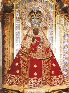 Black Madonna Guadalupe de Caceres, Spain