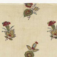 Textile, 1775–1785