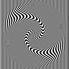 Op Art Kpop Illusions Optical