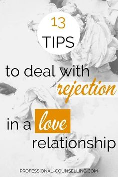 How to deal with rejection. Expert advice, video, effective self-help Acute Stress, Chronic Stress, Toxic Relationships, Healthy Relationships, Relationship Problems, Relationship Advice, What Causes Stress, Dating A Narcissist, Feeling Rejected