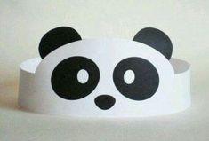 Panda bear craft idea for kids   Crafts and Worksheets for Preschool,Toddler and Kindergarten