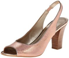 Circa Joan  and  David Women's Jasmyn Dress Pump -- New and awesome product awaits you, Read it now  : Block heel sandals
