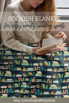 Reading nooks need to be comfy, and nothing can do that like this book stacks bookish throw blanket. It makes a great prop for your bookish aesthetics too! Book Lovers Gifts, Book Gifts, Gifts For Bookworms, Literary Gifts, Stack Of Books, Classic Literature, Reading Nooks, Throw Blankets, Book Reader