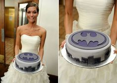 A Perfectly Balanced Rustic and Batman Wedding - Bummed Bride