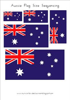 Our Worldwide Classroom: Free Printable Australia Day Learning Packet - Australia (Oceania) Australia For Kids, Australia School, Australia Travel, Australia Crafts, Australia Day Craft Preschool, Preschool Crafts, Preschool Ideas, Australian Party, Australian Flags