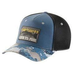 Carhartt Galveston Cap - Dark Blue