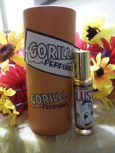 New LUSH Fresh Cosmetics LUST PERFUME, 10ml #LUSH