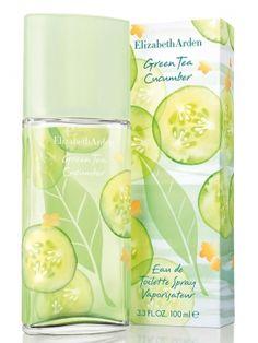 Green Tea Cucumber Elizabeth Arden para Mujeres