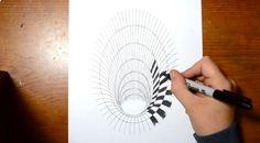 Künstler wie Ramon Bruin, Tolga Girgin oder Odeith verstehen es hervorragend mit ihren anamorphen Artworks, nahezu perfekte optische Illusionen zu erschaffen. Der Künstler und Tattoo-Designer Jonathan Harris ist ebenfalls extrem talentiert auf dem Gebiet der 3D-Art. Im hier folgenden Clip gewährt uns der junge Mann aus Texas einen Blick auf den Enstehungsprozess seiner Kunst. Innerhalb von 4 Minuten bekommen wir... Weiterlesen