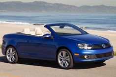 Astonishing Volkswagen Eos Convertible Photos Gallery