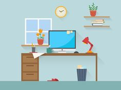 Working from home has its benefits... and downsides. This article will help you know if it's right for you.