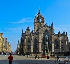 Edinburgh's Royal Mil