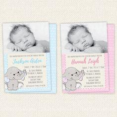 Baby Boy Girl Christening Baptism Invitation Naming Digital Printable Elephant Cute by EasyInvites on Etsy https://www.etsy.com/au/listing/242565629/baby-boy-girl-christening-baptism