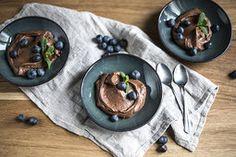 Ilustrační foto ke článku Dezert do zimních dnů: Sametová čokoládová pěna s ovocem. Zkuste ji!