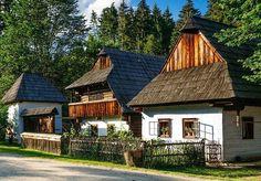Túrócszentmárton (forrás: travelguide.sk - paraszthazazorok.hu