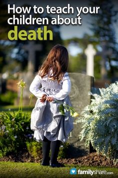 Helping your children understand what death is and what awaits them on the other side can bring peace to them when they lose a loved one or friend. Th...