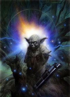 Yoda by Tsuneo Sanda