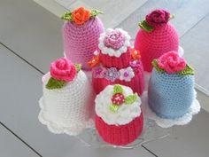 Een streepje zonlicht: Cupcakes haken