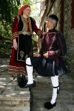 Macedonian Costume # Workshop of traditional costumes of Nicholas and Peter Georgiou / Φορεσιές Μακεδονίας # Εργαστήρι παραδοσιακών ενδυμασιών Νικόλαος και Πετρος Γεώργου [http://www.paradosiakesforesiesflorina.4ty.gr]