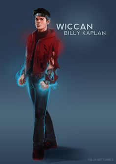 Billy Kaplan: Wiccan