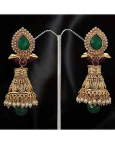 Chaahat The Royal Jhumkis!  #jhumkis