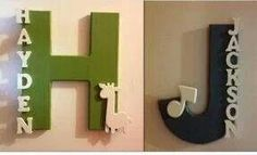 Cute DIY decoration for the kids rooms