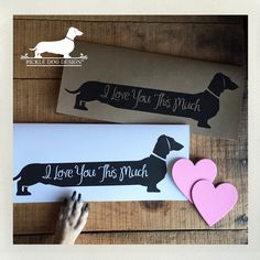 Valentine's Day is almost here!  Order today to get your paws on one of these cards. Choose between ivory, white, and brown kraft paper.