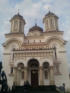 St. Friday Church, Pitesti, Romania Taj Mahal, Cities, Beautiful Places, Places To Visit, Friday, Country, Building, Photography, Travel