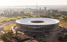 """Estádio Nacional """"Mané Garrincha"""" - Brasília"""