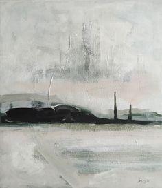風景画「銀の霧」[さたか] | ART-Meter